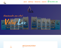 [Website] Fabrica de velas