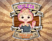 Serie de animación Violeta, ideas para armar