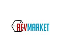 Logotipo/ Isotipo RevMarket