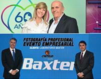 60 AÑOS LABORATORIO BAXTER