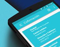 App / Web Design.                     Hayturno.com