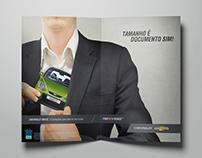 Anúncio de revista - Chevrolet Matiz