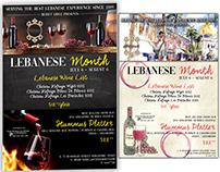 B&W Wine Poster