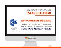 Migração Microsoft