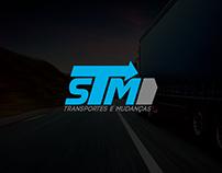 Branding   STM - Trasportes e Mudanças