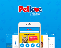 App Petlove.com.br - IOS