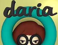 3D Daria - 90's Nostalgia