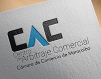 Logo Centro de Arbitraje Comercial