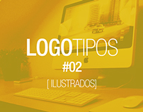 Logotipos #02 (Ilustrados)