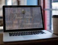 Junior Ferreira WebSite