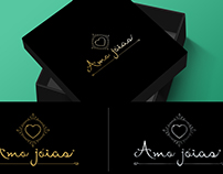 Logo : Amo Jóias