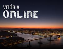 Projeto: Vitória Online