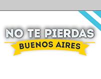 Promoción de Turismo para Gobierno de la Ciudad 2015
