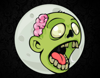Garagem Zombie  - Visual Identity