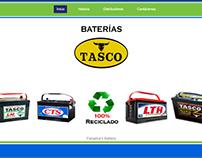 Baterias Tasco