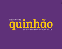 Motion Graphics - Destino do Quinhão do Ascendente