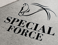 Isologotipo Special Force