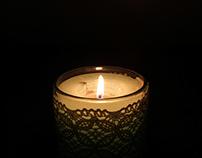 Vela Queimando | Candle Burning