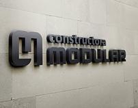Constructora modular/// Creación de marca