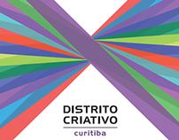 2ª parte Distrito Criativo - Projeto Gráfico