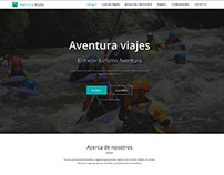 Sightseeing booking webpage