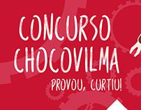 Vilma Alimentos - Concurso Chocovilma