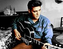 Elvis Photo Edditing