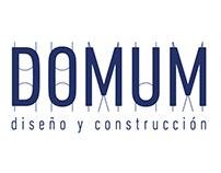 Domum - Logo Design