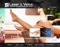 Laser & Veins - Centro Médico de Tratamiento de Várices