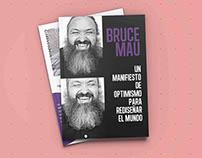 Diseño Editorial Bruce Mau
