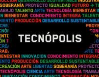 Proyecto grafica Tecnopolis 2012