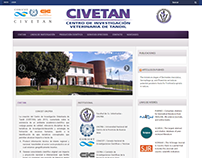Portal CMS Wordpress CIVETAN-CONICET.gob.ar