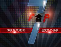Convite e Logo - FOP7