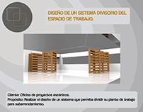 Diseño de sistema Divisorio