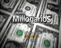 FUTUROS MILLONARIOS HISTORY CHANNEL