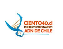 Logotipo Ciento40 SpA