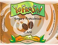 2009 - YOFRESH Yogurt