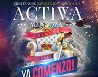 Diseño Poster Conferencia Activa