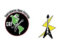 Rock Festival Logo