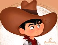 Toon Cowboy