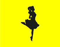 Refresh logotipo Priscy Pin Up