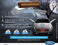 Concurso #DisfrazaTuFord