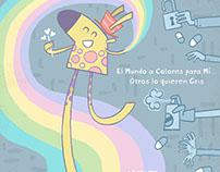 El mundo a Colores para Mí...otros lo quieren Gris