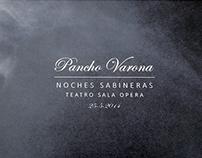 PANCHO VARONA · Book fotográfico