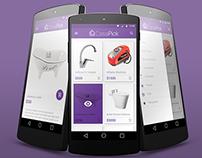 CasaPick app