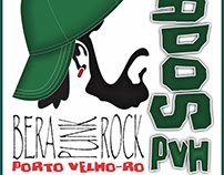 ARTE: BANDA MALCRIADOS PVH - RO