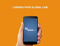 Landing Page Global Link