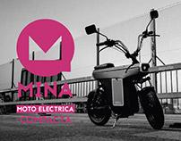 MINA / Moto eléctrica compacta