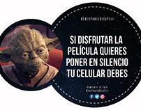 Campaña #EresParteDeLaPeli