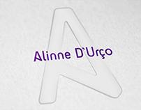 Identidade Visual | Alinne D'Urço